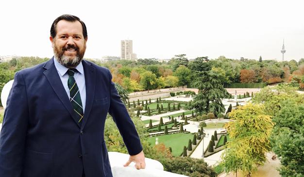 José Antonio Díaz de Villegas, nuevo director general de Medios