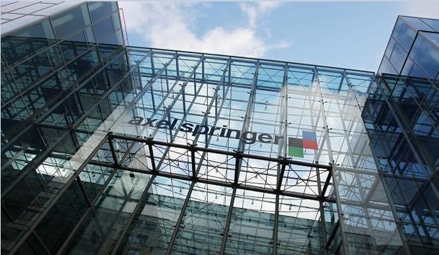 Los ingresos de Axel Springer en España aumentan un 56% gracias al digital