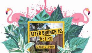 Este domingo vuelve el After Brunch al Parque del Retiro