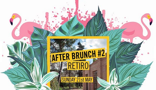Este domingo vuelve el After Brunch al Parque del Retiro