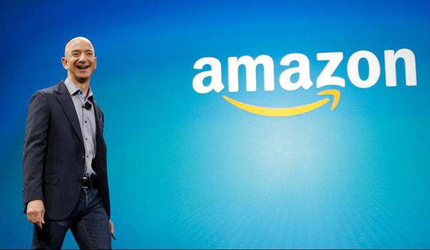 Jeff Bezos, camino de convertirse en el hombre más rico del planeta