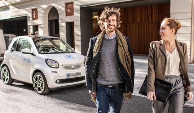 """""""Proud to share"""": car2go se reafirma en su apuesta por el carsharing"""