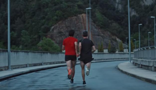 """""""Comparte tu energía"""", primera plataforma que une runners ciegos con corredores guía"""