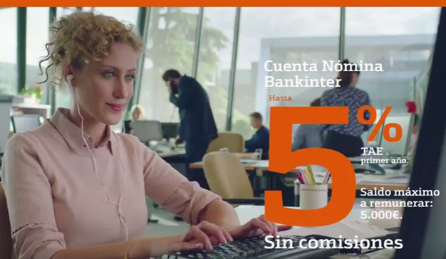 Bankinter continúa buscando la empatía del público en su nueva campaña