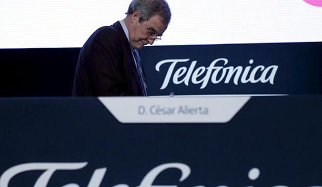 César Alierta abandona Telefónica después de 20 años en el Consejo de Administración