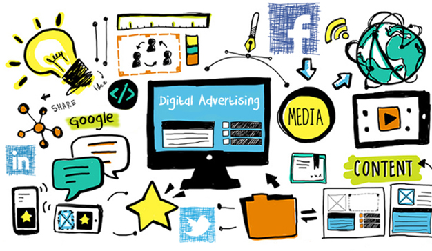Resultado de imagen de publicidad medio digital