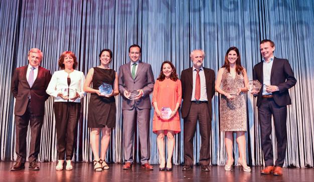 Los grandes premiados de los European Digital Mindset Awards
