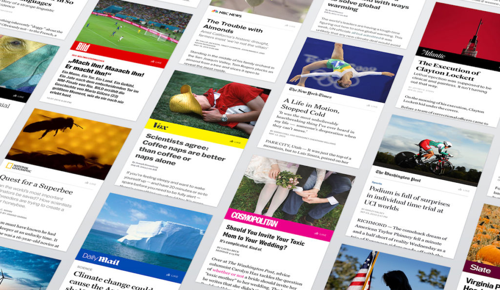 Los problemas crecen para Facebook y su Instant Articles