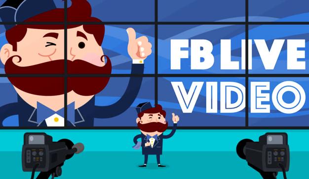 Las emisiones falsas a través de Facebook Live serán bloqueadas