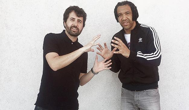 El publicitario Javi del Río y el ex-futbolista Benjamín quieren unir a publicitarios y futbolistas con un reto: Balón Imaginario