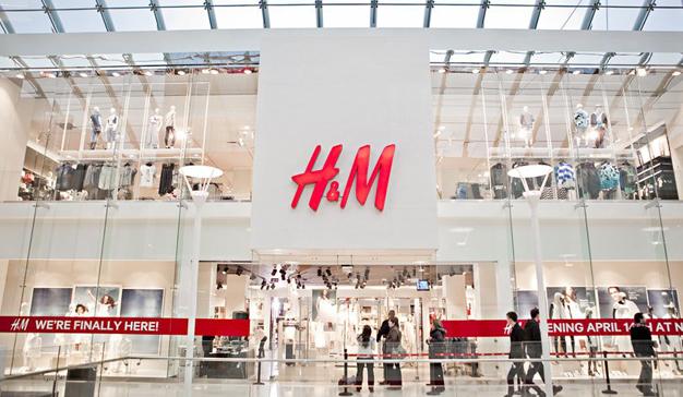 Las ventas de H&M aumentan un 7% por ciento en abril
