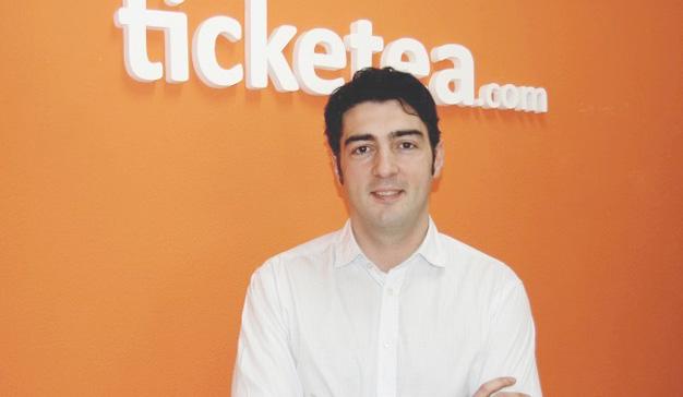 """""""Nacimos para democratizar la gestión y promoción de venta de entradas"""", J. Andrés, Ticketea"""
