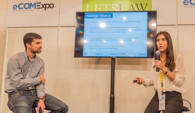 Letslaw participa como expositor en OMExpo 2017