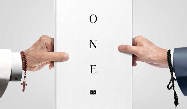 La Biblia y el Corán se fusionan en un solo libro en esta campaña por y para el diálogo