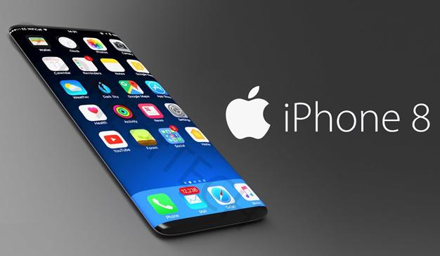 """Un vídeo filtrado muestra un """"modelo ficticio"""" del próximo iPhone 8"""