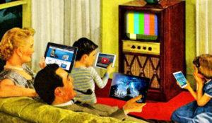 El 26% del consumo de medios se hará a través de mobile en 2019