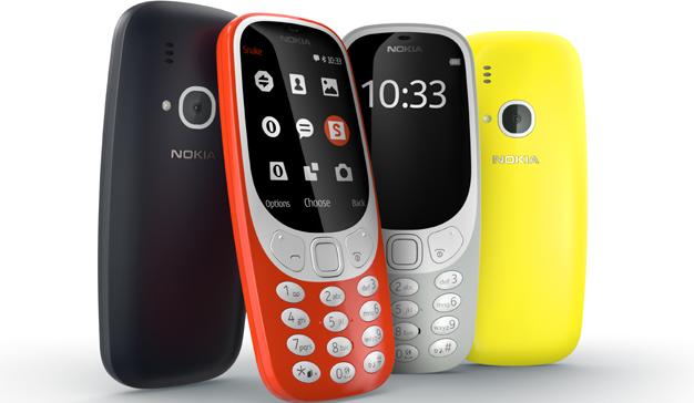 El Nokia 3310 llegará a España el próximo 24 de mayo