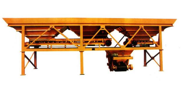 La importancia de la tolva en las plantas de concreto