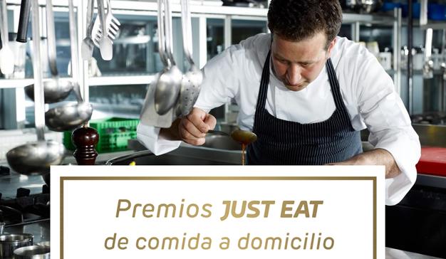 Just Eat celebra la primera edición de los premios de comida a domicilio en España