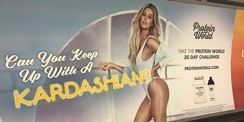 """Khloe Kardashian se libra de las sanciones a su última campaña """"socialmente irresponsable"""""""