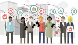 Los millennials son los que más utilizan servicios de economía compartida