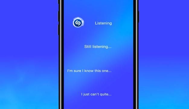 Shazam se olvida de los títulos de las canciones para concienciar sobre el Alzheimer