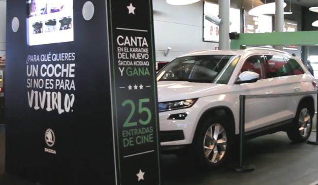 PHD Media Spain les invita a transformarse en las protagonistas de una experiencia musical con Škoda Suv