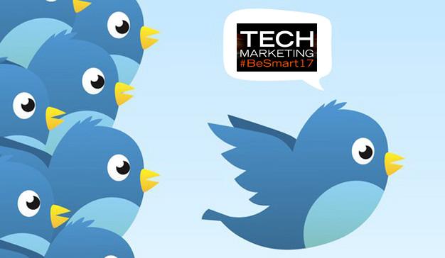 El Tech Marketing #BeSmart17 triunfa en Twitter con más de 29,4 millones de impactos