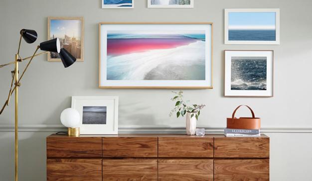 The Frame, el nuevo televisor de diseño que combina arte y tecnología