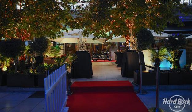 Se abre la terraza de Hard Rock, un espacio único en el corazón de Madrid