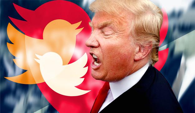 "Jack Dorsey (Twitter) tilda de ""importantes"" los incendiarios tuits de Donald Trump"