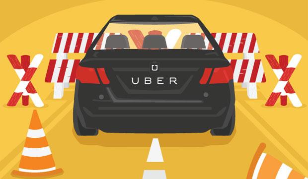 Dos usuarios discapacitados demandan a Uber para reclamar su derecho al transporte adaptado
