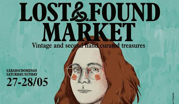 Lost&Found Market vuelve a Conde Duque para celebrar la cultura vintage con 300 puestos de venta