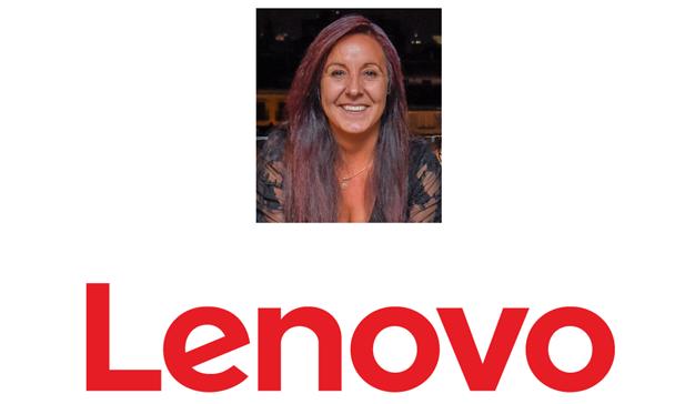 Yolanda Morcillo, nueva directora de Canal en Lenovo Iberia para el negocio de Data Center