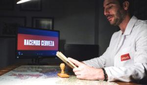Ambar y Coco Room presentan el primer juego de escape cervecero de España