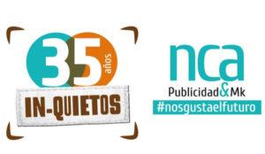 La agencia de publicidad NCA cumple 35 años y lo celebra con una singular acción de marketing directo