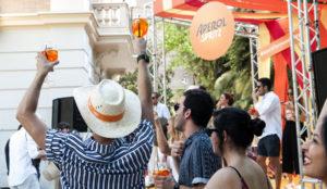 #AperolTerraceoParty trae a Madrid las mejores terrazas del mundo