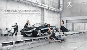 BBDO Worldwide y Mercedes-Benz renovarán sus votos (o se
