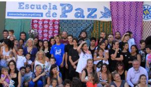 Grupo Entusiasmo celebra el fin de curso con su Escuela de Paz
