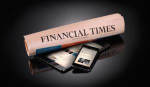 Financial Times divide sus contenidos en varios verticales en los que el vídeo es el rey
