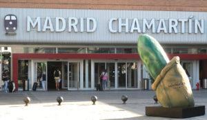 Madrid amanece verde con motivo del Día Mundial del Pepino