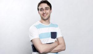 Israel Ortiz, nuevo director creativo de tecnología de DDB Madrid