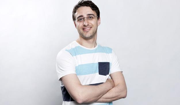 Israel ortiz nuevo director creativo de tecnolog a de ddb for Openbank oficina madrid