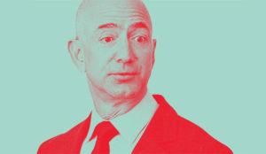 Jeff Bezos provoca un sentimiento negativo pese a ocupar el segundo lugar entre los CEO más famosos del mundo