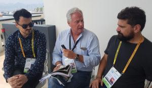 Cannes Lions 2017: Entrevista Gustavo Lauria (We Believer – jurado Titanium) y Joaquín Molla (La Comunidad – jurado Film)