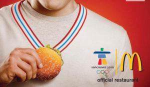 McDonald's rompe con los JJ.OO. tras más de 40 años de patrocinio