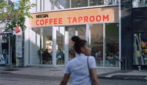 Nescafé se bebe de un sorbo la moda de los cafés hípsters para despojarla de sus
