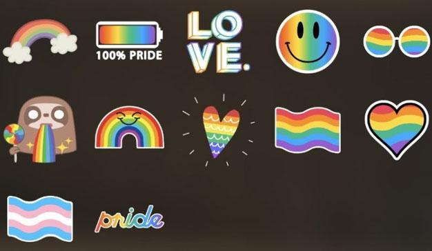 Snapchat celebra el mes del Orgullo LGTB con nuevos filtros y pegatinas - Marketing Directo