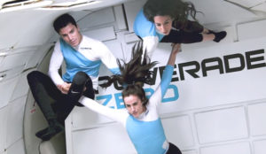 Álex González, Jesús Castro, Patry Jordán y Almudena Cid, protagonistas de Powerade Zero Azúcar