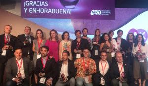 IX Gala de Entrega de los Premios Nacionales de Marketing